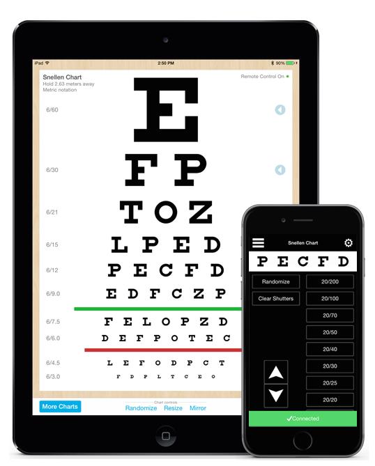 Eye Chart Pro